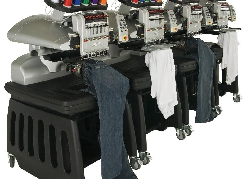 Avantatges dels brodats en la roba laboral d'empresa