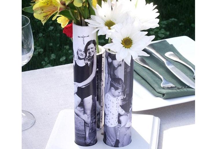 Idees de decoració amb tubs o restes de materials de PVC
