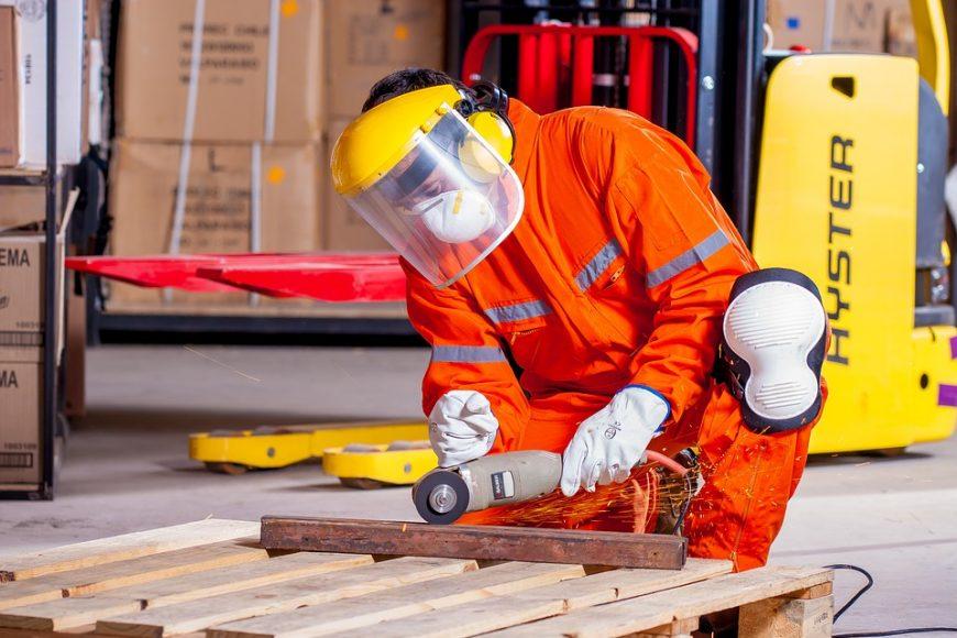 Consejos para protegernos correctamente en el trabajo