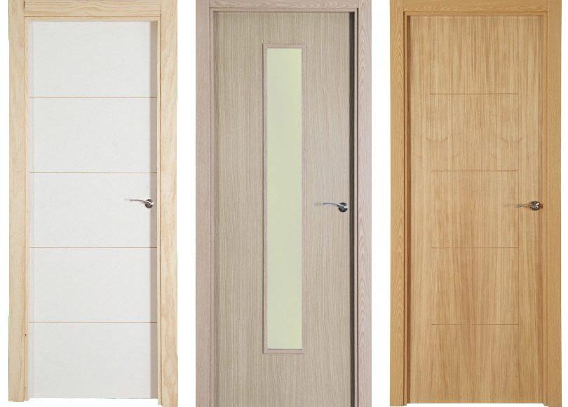 Les portes interiors
