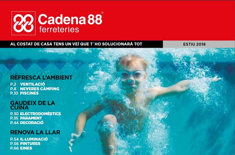 Nou catàleg de Cadena 88