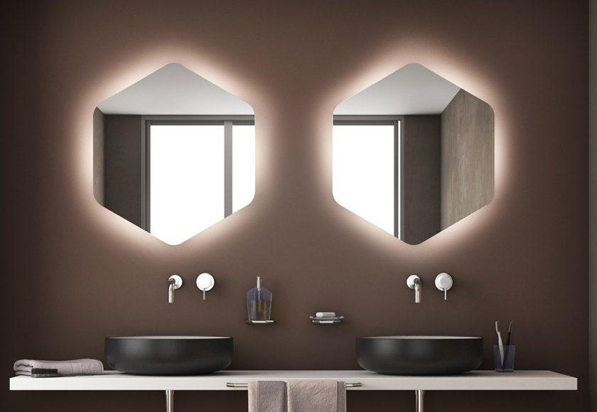 Espejos: todo lo que pueden aportar a nuestro baño